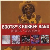 Bootsy'S Rubber Band (Бутси Рубби Бенд): Original Album Series