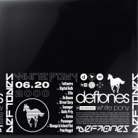 The Deftones (Зе Дефтонес): White Pony (20Th Anniversary Deluxe Edition)