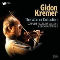 Gidon Kremer (Гидон Кремер): Gidon Kremer: Complete Teldec, Emi Classics & Erato Recordings
