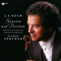 Itzhak Perlman (Ицхак Перлман): Bach, Js: Complete Sonatas & Partitas For Solo Violin