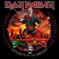 Iron Maiden (Айрон Мейден): Nights Of The Dead - Legacy Of The Beast, Live In Mexico City