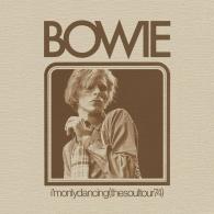 David Bowie (Дэвид Боуи): I'M Only Dancing (The Soul Tour 74)