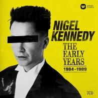 Nigel Kennedy (Найджел Кеннеди): Nigel Kennedy: The Early Years