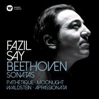 Fazil Say (Фазиль Сай): Beethoven: Piano Sonatas Nos. 8 'Pathetique', 14 'Moonlight', 21 'Waldstein' & 23 'Appassionata'