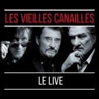 Jacques Dutronc (Жак Дютрон): Les Vieilles Canailles: Le Live