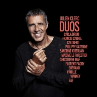 Julien Clerc (Жюльен Клерк): Duos