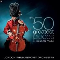 London Philharmonic Orchestra (Лондонский Филармонический Оркестр): The 50 Greatest Pieces Of Classical Music