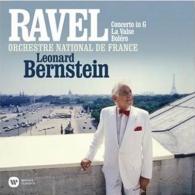 Leonard Bernstein (Леонард Бернстайн): Ravel - Piano Concerto, Bolero, La Valse (RSD2019)