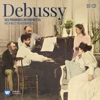 Claude Debussy (Клод Дебюсси): His First Performers