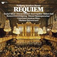 Nikolaus Harnoncourt (Николаус Арнонкур): Mozart: Requiem
