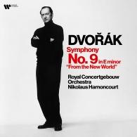 "Nikolaus Harnoncourt (Николаус Арнонкур): Dvorak: Symphony No. 9 ""From The New World"""