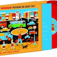 Renaud (Рено): Putain De Best Of! 1985-2019
