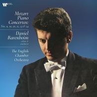 English Chamber Orchestra (Английский камерный оркестр): Mozart: Piano Concertos Nos. 9, 19, 20, 21, 23 & 24