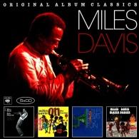 Miles Davis (Майлз Дэвис): Original Album Classics