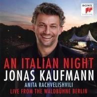 Jonas Kaufmann (Йонас Кауфман): An Italian Night - Live From The Waldbuh