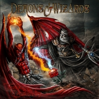 Demons & Wizards (Демонс энд визардс): Touched By The Crimson King