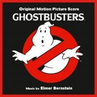 Elmer Bernstein (Элмер Бернстайн): Ghostbusters (35Th Anniversary)