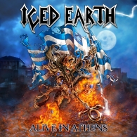 Iced Earth (Айсед Ерс): Alive In Athens (20Th Anniversary)