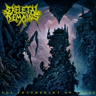 Skeletal Remains (Склетал Ремайнс): The Entombment Of Chaos