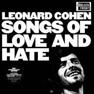 Leonard Cohen (Леонард Коэн): Songs Of Love And Hate (50Th Anniversary)