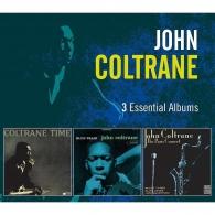 John Coltrane (Джон Колтрейн): 3 Essential Albums