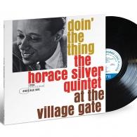 Horace Silver (Хорас Сильвер): Doin' The Thing