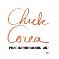 Chick Corea (Чик Кориа): Piano Improvisations Vol.1