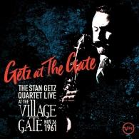 Stan Getz (Стэн Гетц): Getz At The Gate