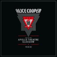 Alice Cooper (Элис Купер): Live From The Apollo Theatre Glasgow Feb 19.1982 (RSD2020)