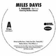 Miles Davis (Майлз Дэвис): Paradise