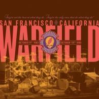 Grateful Dead (Грейтфул Дед): The Warfield, San Francisco, Ca 10/9/80 & 10/10/80 (RSD2019)
