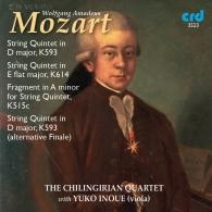 Wolfgang Amadeus Mozart: Mozart: String Quintets Nos. 5&6
