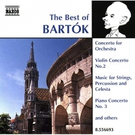 Béla Bartók (Бела Барток): The Best Of Bartok