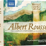 Albert Roussel (Альбер Руссель): Complete Symphonies