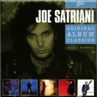 Joe Satriani (Джо Сатриани): Original Album Classics