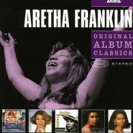 Aretha Franklin (Арета Франклин): Original Album Classics
