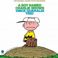 Vince Guaraldi Trio: A Boy Named Charlie Brown