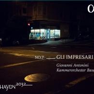 Giovanni Antonini (Джованни Антонини): Haydn: No.7 Gli Impresari