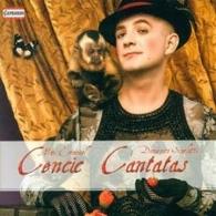 Domenico Scarlatti (Доменико Скарлатти): Scarlatti: Kantaten & Sonaten (Cd+Dvd)