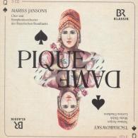 Peter Tchaikovsky: Tchaikovsky:Pique Dame/Jansons