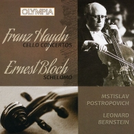 Классика: Rostropovich Bernstein Haydn Bloch