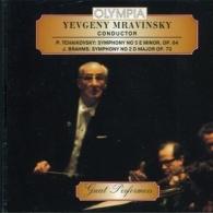 Классика: Mravinsky Tchaikovsky Brahms