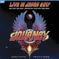 Journey: Escape & Frontiers Live In Japan