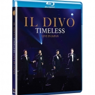 Il Divo (Ил Диво): Timeless Live In Japan