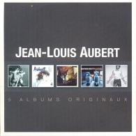 Jean-Louis Aubert (Жан-Луи Обер): Original Album Series