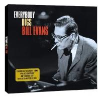 Bill Evans (Билл Эванс): Everybody Digs Bill Evans