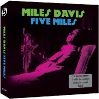 Miles Davis (Майлз Дэвис): Five Miles