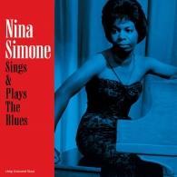 Nina Simone (Нина Симон): Sings & Plays The Blues