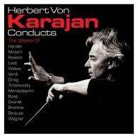 Herbert von Karajan (Герберт фон Караян): Conducts