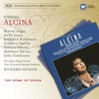 Georg Friedrich Händel (Георг Фридрих Гендель): Alcina